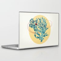 coral Laptop & iPad Skins featuring coral by teetys