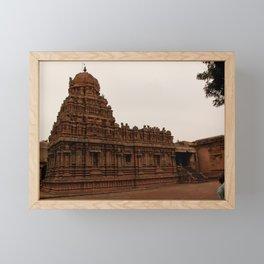 TEMPLES OF INDIA 04 Framed Mini Art Print