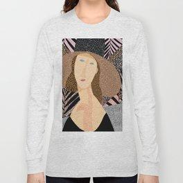 Women of Modigliani 1 Long Sleeve T-shirt