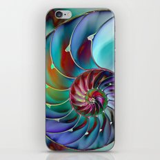 Nautilus iPhone & iPod Skin