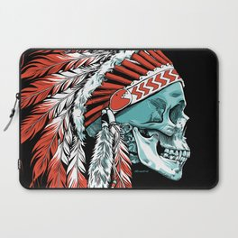 Skull Chief Laptop Sleeve