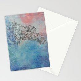 Serenity - Firefly Stationery Cards