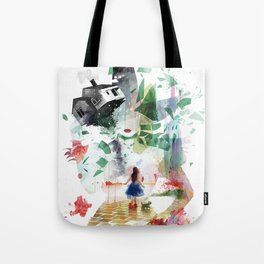 Not in Kansas Anymore v2 Tote Bag