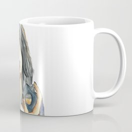 Edie Campbell Coffee Mug