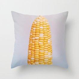 Corny Corn Throw Pillow