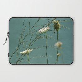 Aquamarine nature Laptop Sleeve