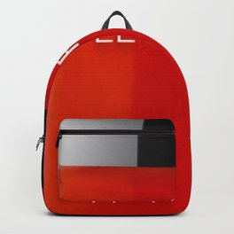 Nail Lacquer Backpack