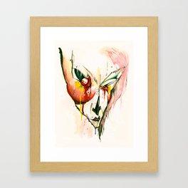 ABHORRRRRRRRRRRRRA! Framed Art Print