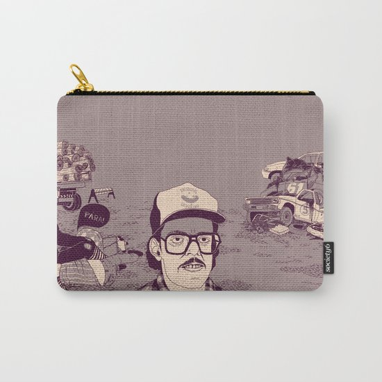 Vish Carry-All Pouch