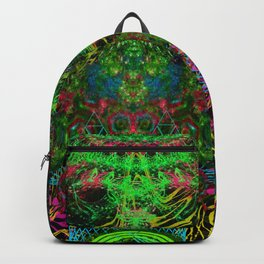 Festive Salutations From Andromeda Backpack