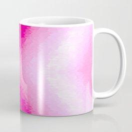 Magenta Texture Ombre Coffee Mug