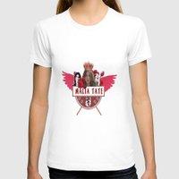 kris tate T-shirts featuring Malia Tate by Papa-Paparazzi
