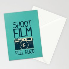 Shoot Film Stationery Cards