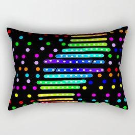 Rainbow 22 Rectangular Pillow