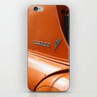 porsche iPhone & iPod Skins featuring Allgaier Porsche by Christine baessler