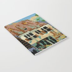 Found Tapestry Mill Notebook