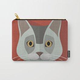 Cat Portrait Carry-All Pouch