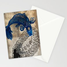 Join the Abyss  Stationery Cards