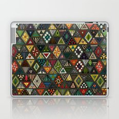 sun bear geo dark Laptop & iPad Skin