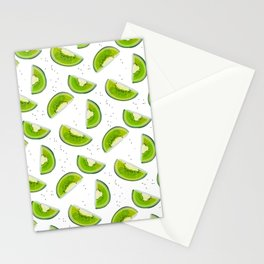Kiwi texture Stationery Cards