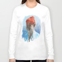 steve zissou Long Sleeve T-shirts featuring Steve Zissou by Swancowski