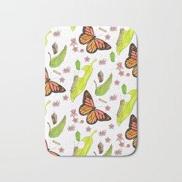 Monarch Migration Bath Mat