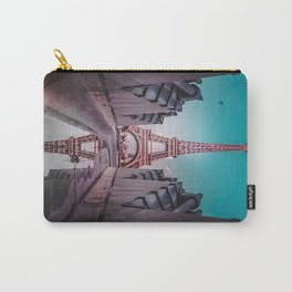 An Eye Full of the Eiffel Carry-All Pouch
