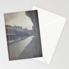 Will they remember us? Stationery Cards