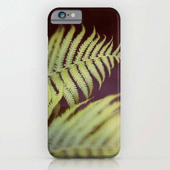 Fern 2 iPhone & iPod Case
