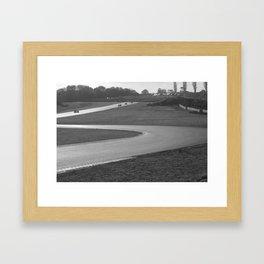 Mallory Park Framed Art Print