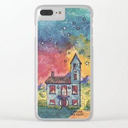 The Ursa Major house Clear iPhone Case