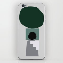 Shape study #3 - Stackable Collection iPhone Skin