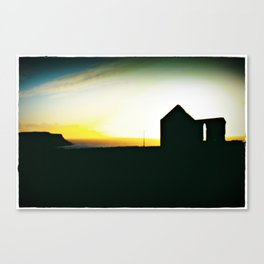 We Made It - Original Photographic Work Canvas Print