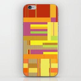 Scandinavian Moon (Fruit Colours) iPhone Skin