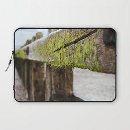 Littlehampton Beach_12 Laptop Sleeve