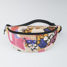World Full Of Colors Fanny Pack