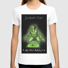 Demon Jim - Who Killed Markiplier T-shirt