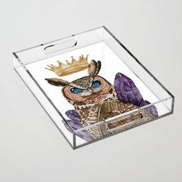 Prince Stolas Acrylic Tray