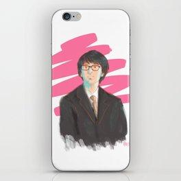 Harry in Suit iPhone Skin