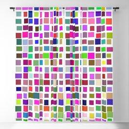color rectangles 001 Blackout Curtain