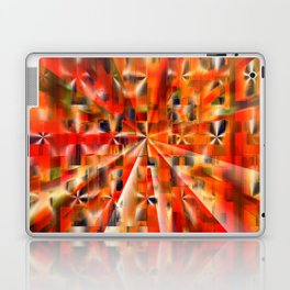 Inner Connected Laptop & iPad Skin