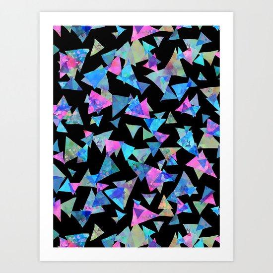Calypso Disco Art Print