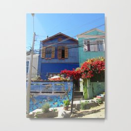 The Colors of Valpo Metal Print
