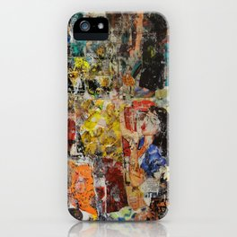 A Semester in the Life of, Part 2 iPhone Case