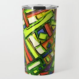 Uptown Oakland Travel Mug