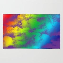 Rainbow Sky Rug