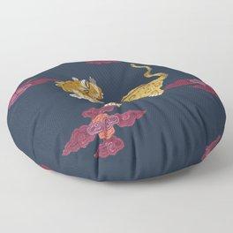 FOO LEOPARD BEASTIES Floor Pillow