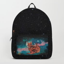 Space Kitty Backpack