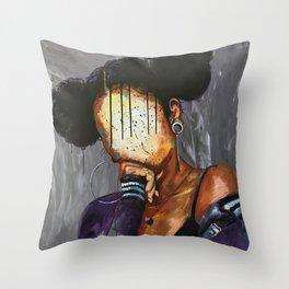 Naturally XXXVI Throw Pillow