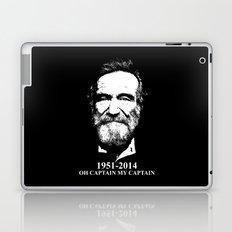 Oh Captain My Captain Laptop & iPad Skin